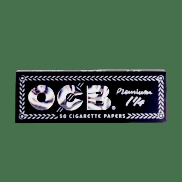 OCB Premium 1 1/4 Papers