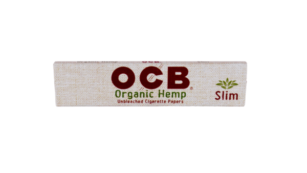 OCB Slim (King) Organic Papers (3 Packs)