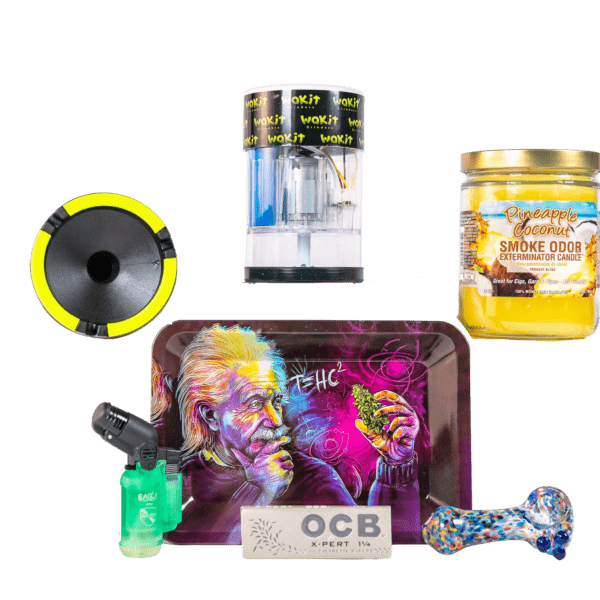 420Kit by Wakit Grinders