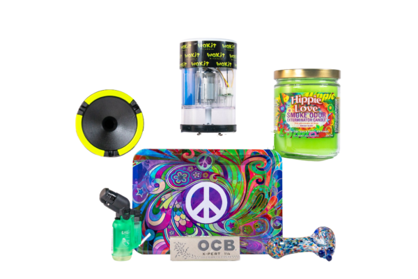 420 Kit by Wakit Grinders