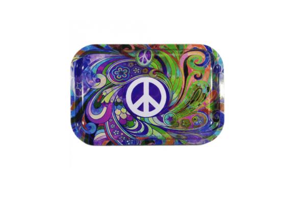 Peace Artistic Tray, small