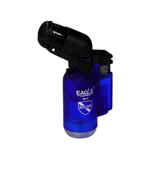 Eagle Torch 45 degree angle with Safe Stop