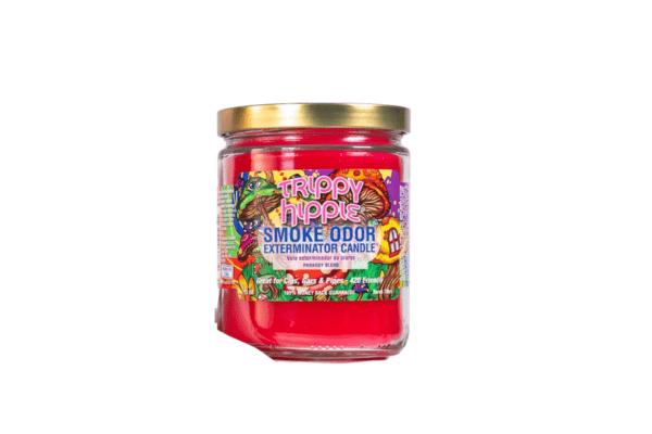 Smoke Odor Eliminator Candle Trippy Hippie