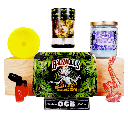 Wakit Grinders Bundle III Tree Goddess with Tray